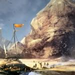 ゲームの世界になる景色 -Nicolas Bouvier-