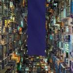 アンドレアス・グルスキー的な香港ビル –STACKED HONGKONG–
